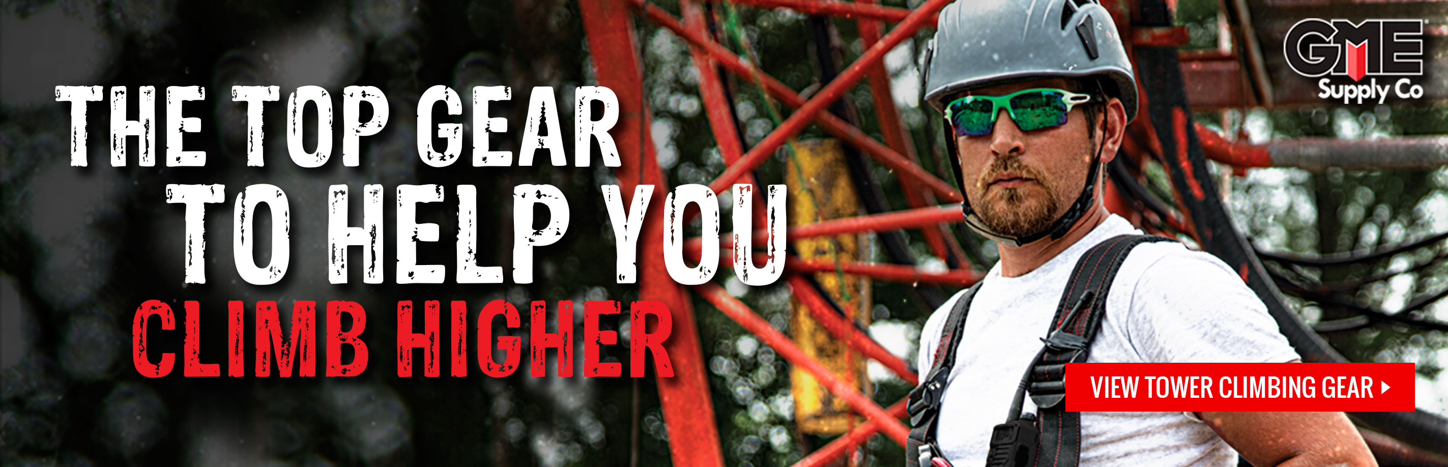 Tower Climbing Gear and Equipment at GME Supply