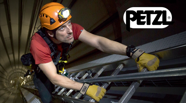 Petzl gear from GME Supply